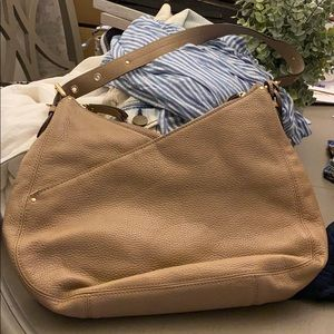 Excellent condition brown/tan leather bag